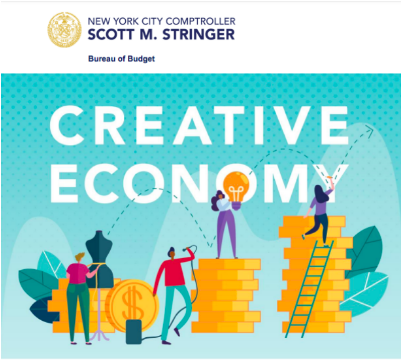 New York City Comptroller Releases Report on the Creative Economy
