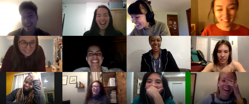 Learned and Gathered Best Practices for (Actually Joyful) Virtual Meetings