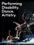 Performing Disability. Dance. Artistry.