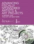 Advancing Fiscally Sponsored Artists & Art Projects: A Report for the City of New York