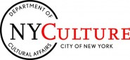 NYC Department of Cultural Affairs logo