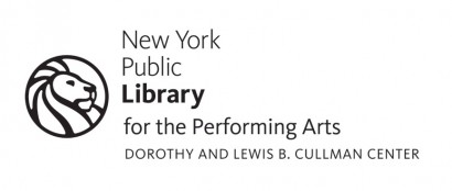 New York Public Library for the Performing Arts logo