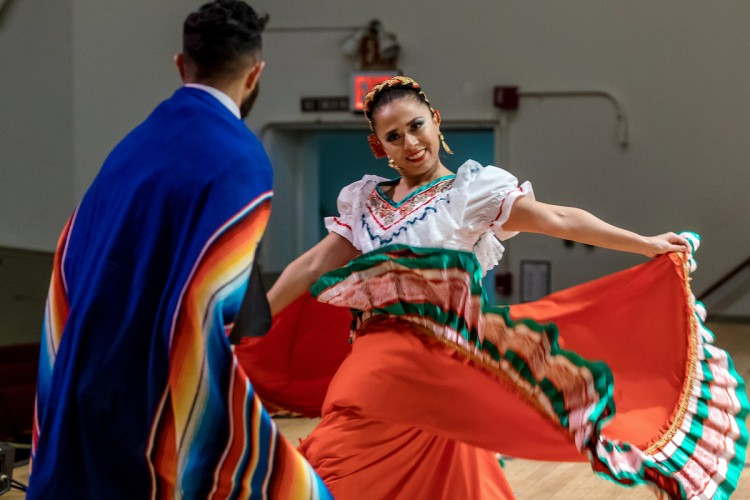 Immigrants. Dance. Arts. Conference