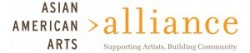 Asian American Arts Alliance logo