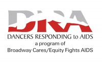 Dancers Responding to AIDS Logo