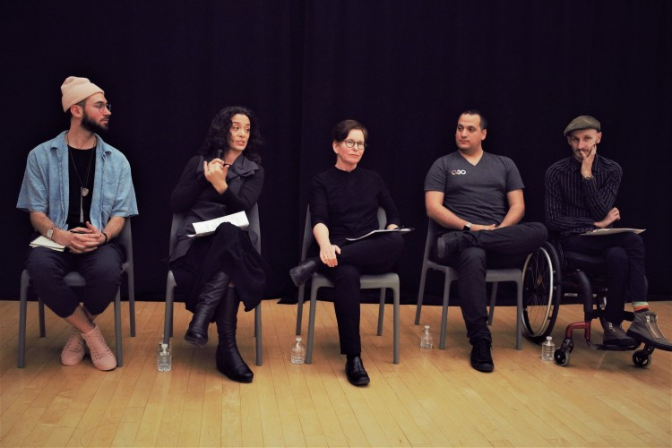Disability. Dance. Artistry. Conversation Series: Conversation with AXIS Dance Company
