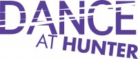 Hunter College Dance Department logo