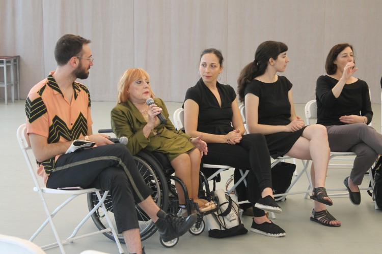 Disability. Dance. Artistry. Conversation Series: Conversation with Dancing Wheels Company & School