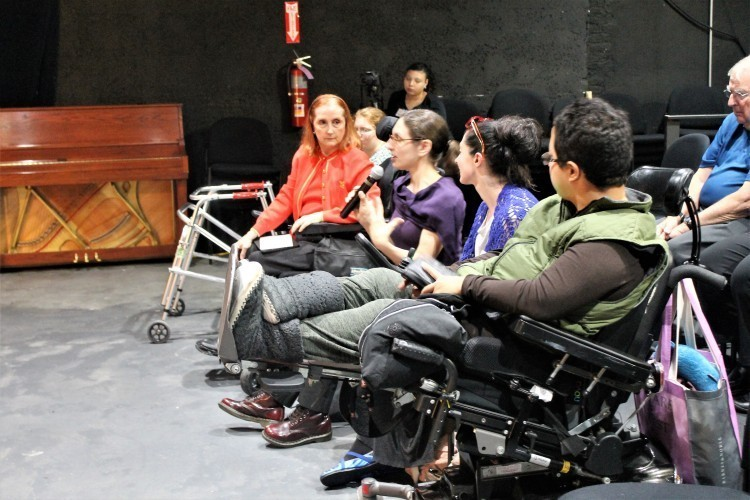 Disability. Dance. Artistry. Conversation Series: Conversation with Full Radius Dance (Photo credit: Dance/NYC)