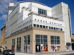 Building Facade of Mark Morris Dance Center