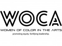 Women of Color in the Arts logo