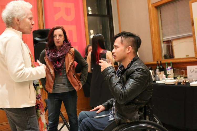 Town Hall: Dance Educators and Disability (Photo credit: Dance/NYC).