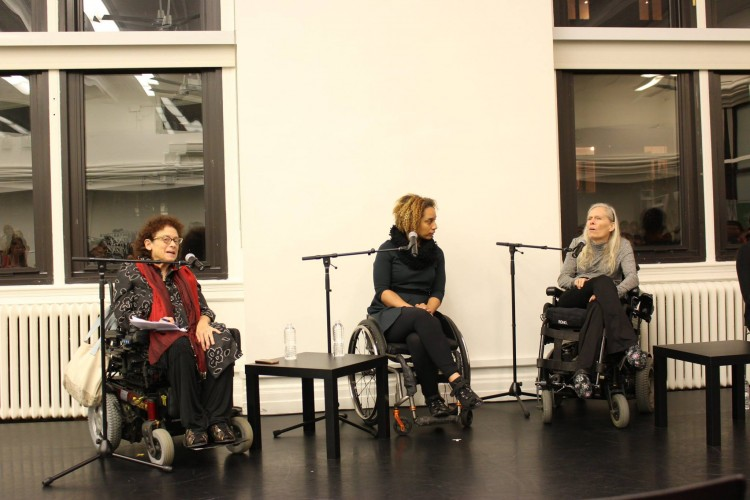 Town Hall: Disability and National Synergies in Dance (Photo credit: Dance/NYC).