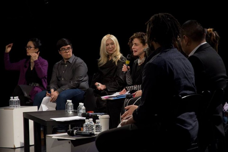 Town Hall: Future of Fiscally Sponsored Artists (Photo Credit: George Alcantara)