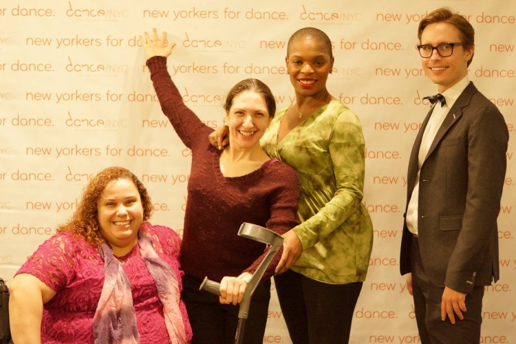 Dance/NYC's 2016 Pre-Symposium (Photo Credit: Dance/NYC).