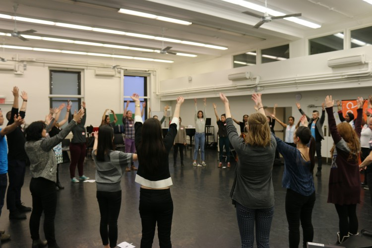 Town Hall: An Open Meeting with the Dance/NYC Junior Committee