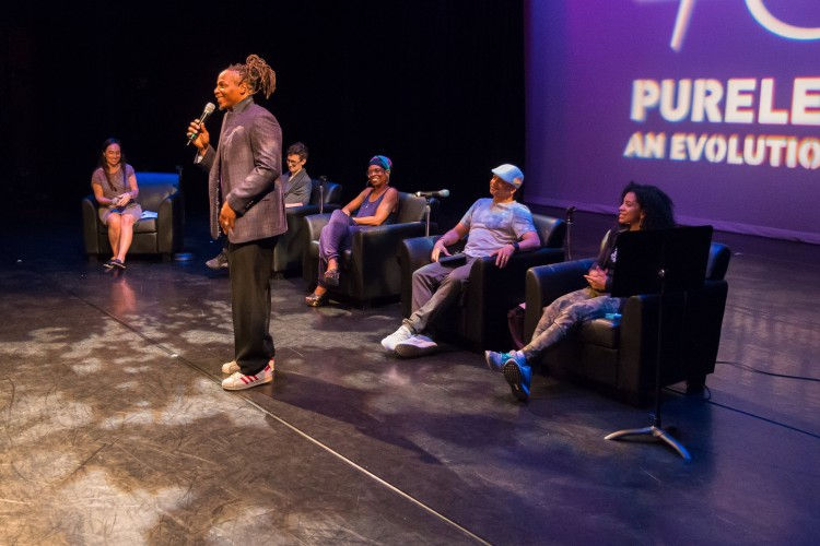 Roots of My Legacy– A Community Conversation on Dance, Immigration, and Equity - (Photography credit: Ian Lyn Photography)