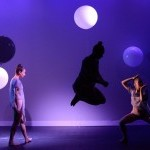 Dancers bring the audience in a fairy tale world