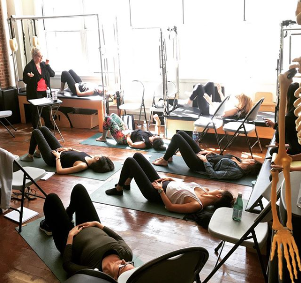 Attain your Pilates Certification through Workstudy! | Dance/NYC
