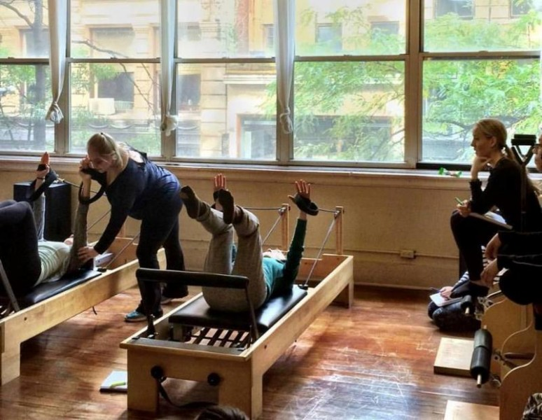 Attain your Pilates Certification through Workstudy | Dance/NYC
