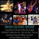 Afro-Puerto Rican Bomba dance classes