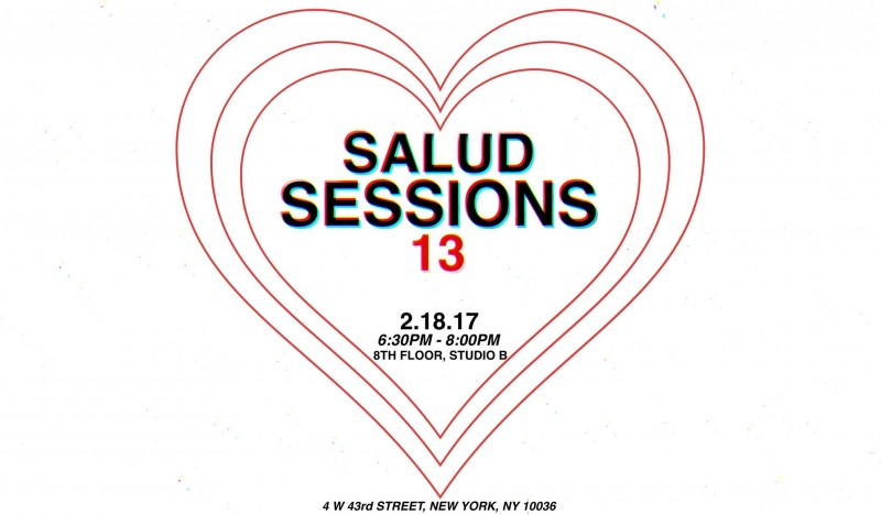 Salud Sessions FREE Hip Hop Dance Class