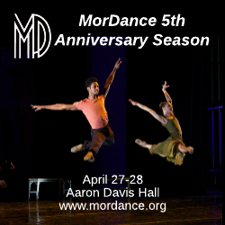 MorDance 5th Anniversary Season