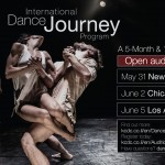 Open Audition in New Yor for Kibbutz Contemporary Dance Company's 5-Month & 10-Month International 'Dance Journey' Study Abroad