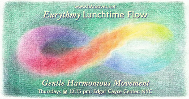 EURYTHMY Lunchtime Flow | Dance/NYC