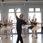 Master Ballet Class with Dmitri Roudnev