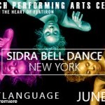Sidra Bell Dance NY presents LOSTLANGUAGE