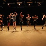 "KPC Company in action performing ""OutCry"" at APAP Peridance Showcase"