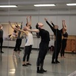 Warm up workshop with Ginger Cox