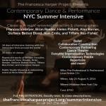 Contemporary Dance & Performance NYC Summer Intensive