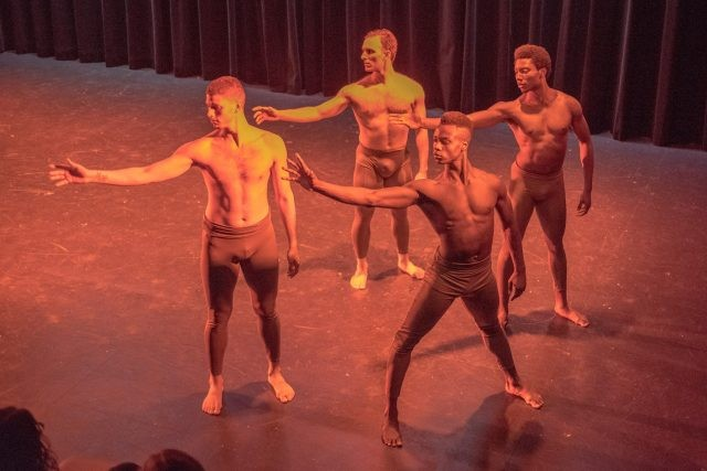 A series of new choreography that features all male dancers. Curated by Doug Post.