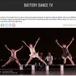 "Dance Diplomacy with Jonathan with Christopher ""Unpezverde"" Núñez and Vladimir Campoy Battery Dance TV"