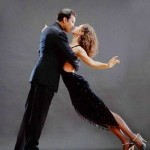 tango picture of Valeria and Angel