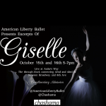American Liberty Ballet presents excerpts from Giselle