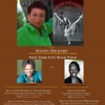 Halifu Osumare is joined on her 'Dancing in Blackness, A Memoir' book tour by Ntozake Shange and Jawole Zollar