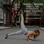 Yoga Vida Thursday Morning Free Class