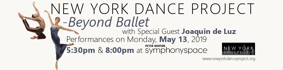 New York Dance Project Beyond Ballet