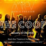Amirov Dance Theater presents THE COOP 2020 PRODUCTION, January 23-25, 2020