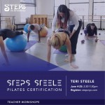 Steps' Steele Pilates Certification