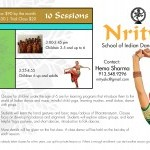 Bharathanatyam and Creative Indian dance for Children and adults
