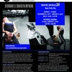 WINTER | MODULE20: Immersive Laboratory with Sidra Bell Dance New York