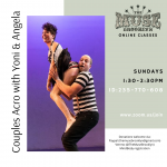 Couples Acro/Stretch with Yoni & Angela