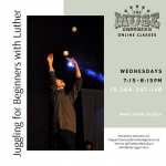 Juggling for Beginners with Luther Bangert