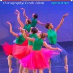Ballet des Ameriques Performs at Tarrytown Music Hall