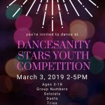 Dancesanity Stars Competition