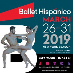 Ballet Hispánico at The Joyce Theater